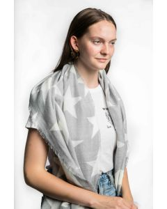Aries Scarf Grey