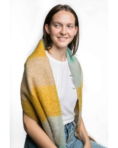 Meg Scarf Yellow