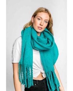 Zoe Scarf Teal