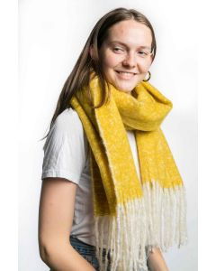 Harper Scarf Yellow