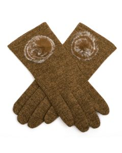 Lily Gloves Caramel