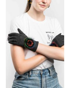 Bella Gloves Black