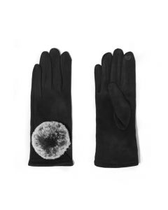 Ivy Gloves Black