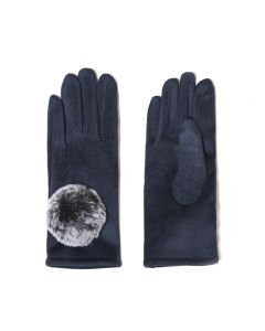 Ivy Gloves Navy