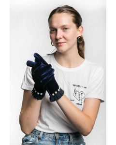 Holly Gloves Navy