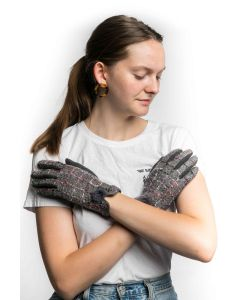 Katie Gloves Grey