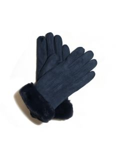 Stella Gloves Navy