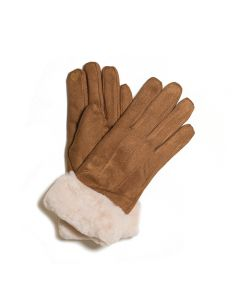 Stella Gloves Tan