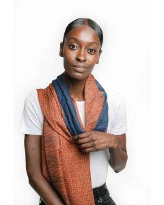 Jade Scarves Orange