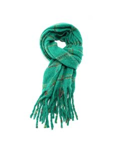Kelly Scarf Green