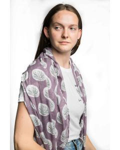 Carrie Scarf Purple