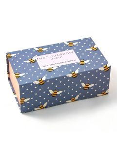 Bumble Bees Socks Box