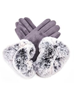 Arden Gloves Grey
