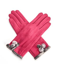 Betty Gloves Pink