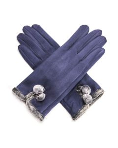 Betty Gloves Navy