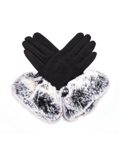 Echo Gloves Black