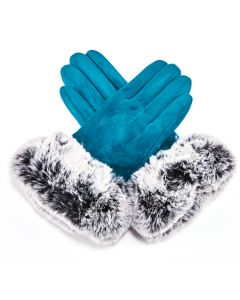 Echo Gloves Turquoise