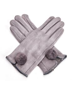 Harriet Gloves Grey