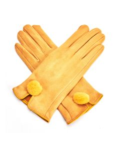 Harriet Gloves Mustard