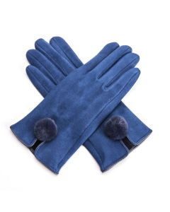 Harriet Gloves Navy