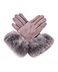 Lois Gloves Grey