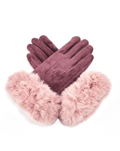 Lois Gloves Purple