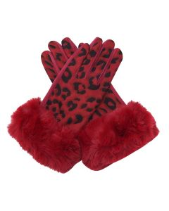 GL08 Gloves Red