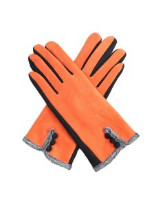 GL09 Gloves Orange