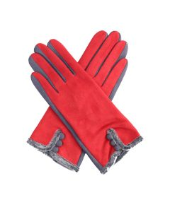 GL09 Gloves Red