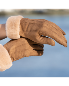 GL11 Gloves Tan