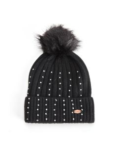 Hestel Hat Black