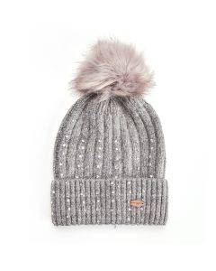 Hestel Hat Grey