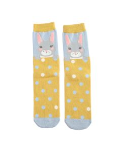 Bunny Socks Powder Blue