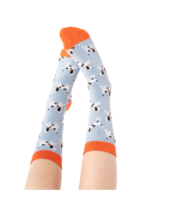Little Dalmatians Socks Powder Blue