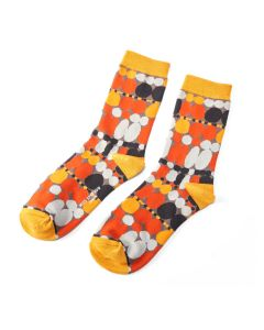 Splodges Socks Grey