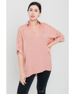 Tunic Top Pink
