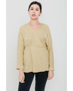Knot Top Yellow